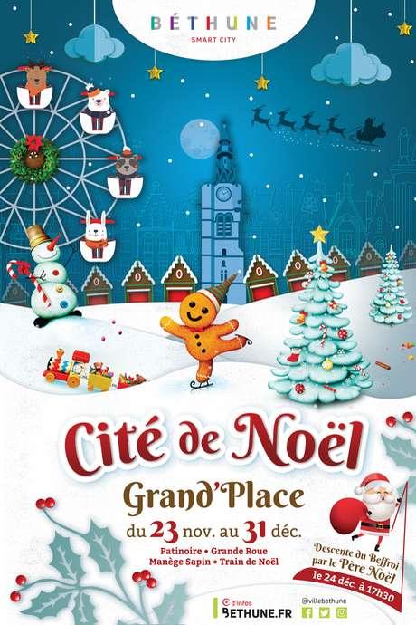 Béthune, Cité de Noël