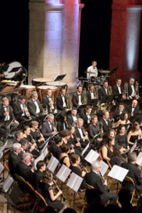 Concert de Noël de l'Harmonie de Blois