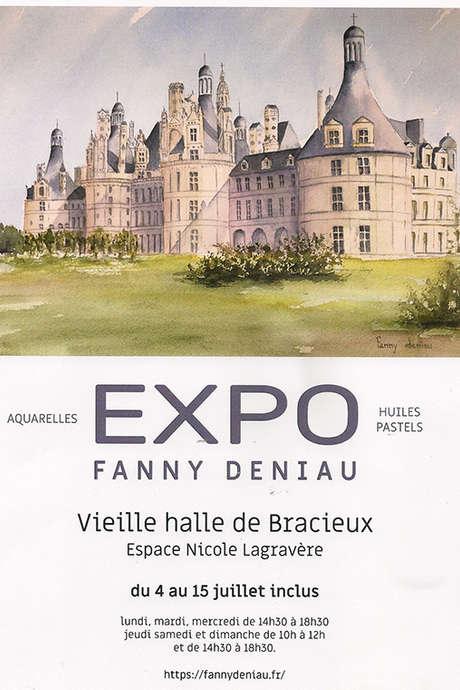 Exposition du peintre Fanny Deniau (confirmé)