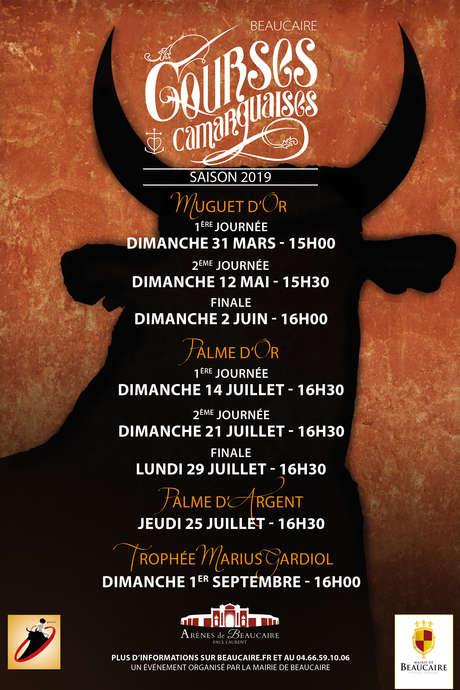 """Course Camarguaise """"2e Journée du Muguet d'Or"""""""