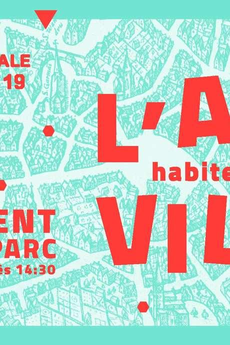 """Balade vélo """"L'art habite la ville"""""""