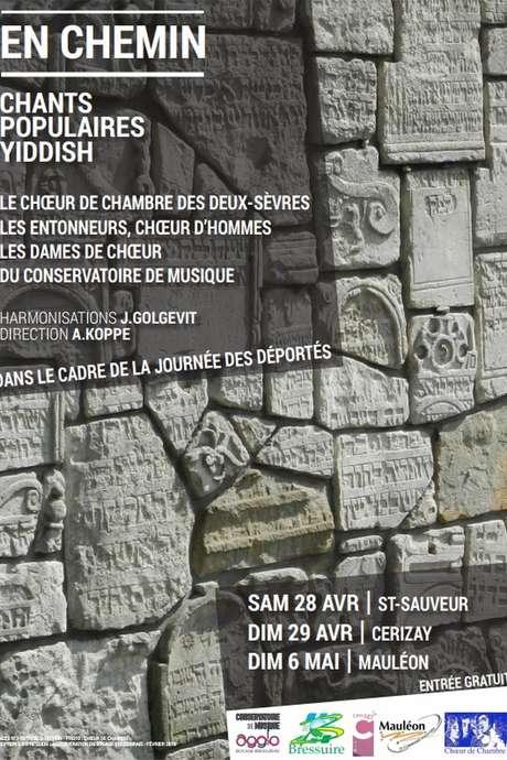 """Concert """"En Chemin"""""""