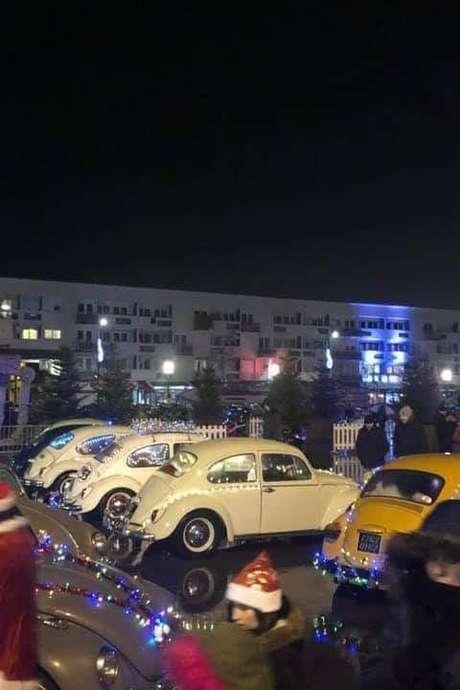Exposition de Véhicules Volkswagen Cox Combi