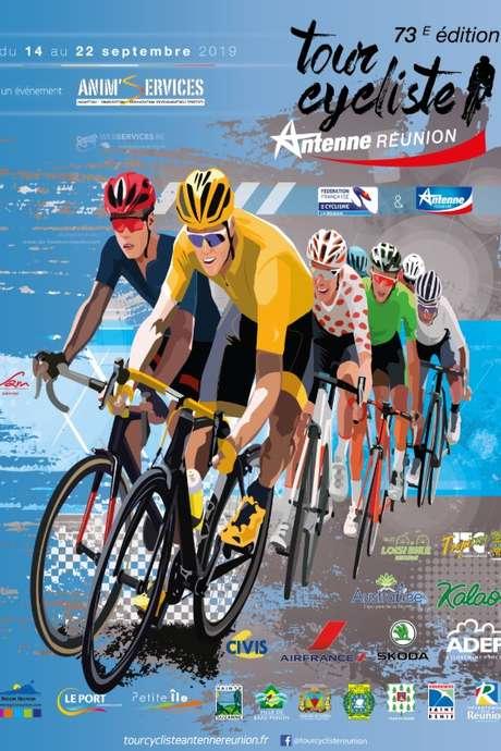 73ème Tour Cycliste Antenne Réunion