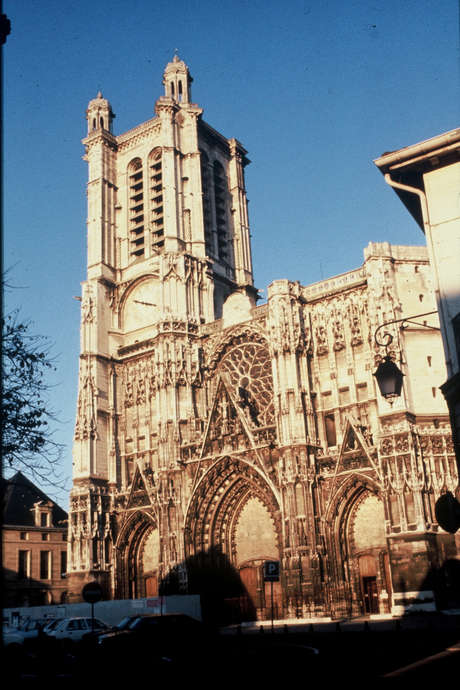 Conférence - La rose ouest de la cathédrale