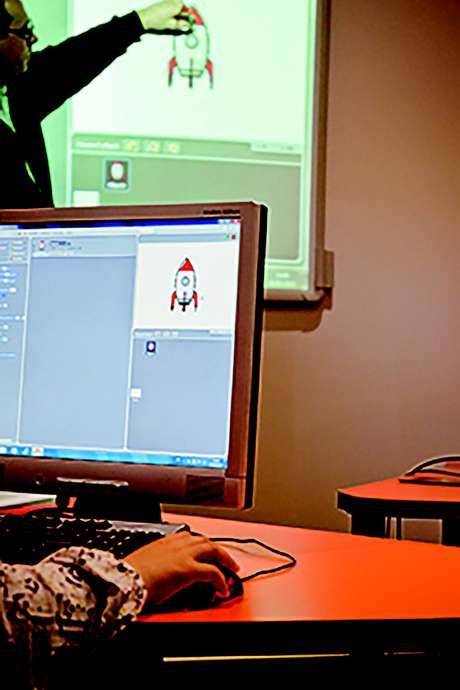 Atelier  - Scratch : mon premier jeu vidéo