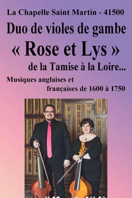 "Concert ""Rose et Lys"""