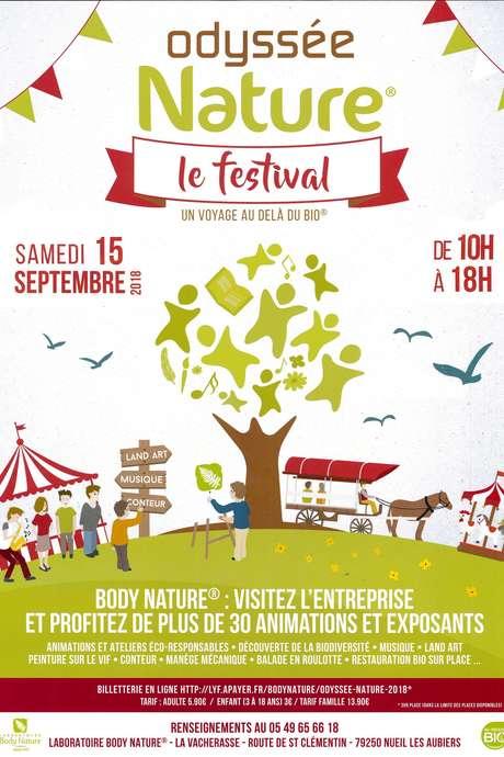 Odyssée Nature : le festival