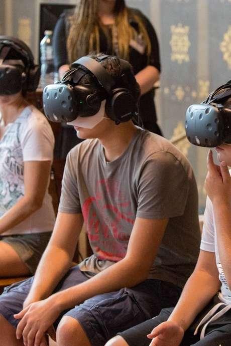 Expérience inédite : « une immersion en réalité virtuelle »