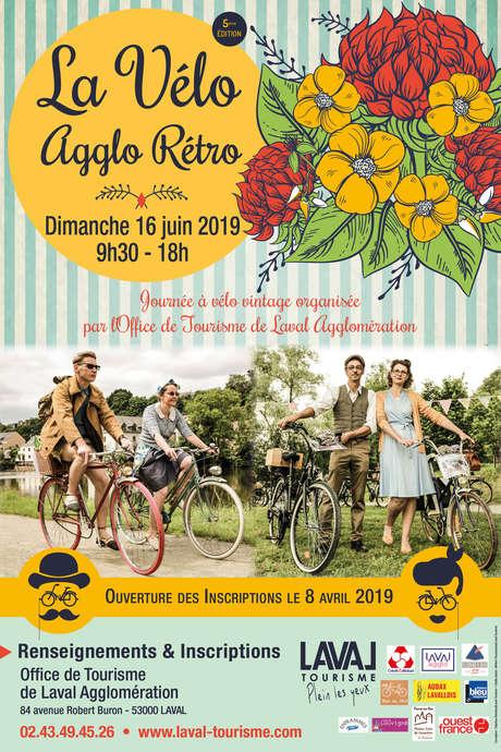 La Vélo Agglo Rétro 2019