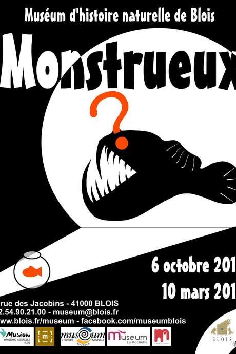 Exposition au Muséum : « Monstrueux ? »
