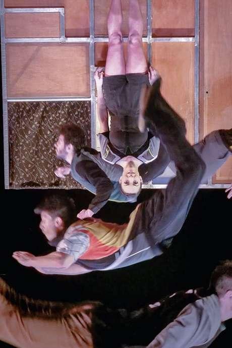 Cirque : La vrille du chat