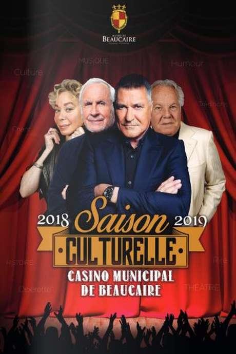 Programme de la Saison Culturelle 2018 - 2019