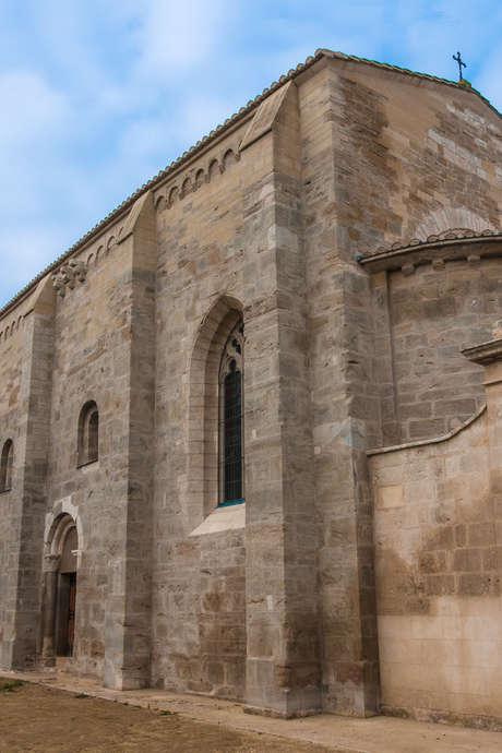 """Visite guidée """"La Chapelle de Broussan"""""""