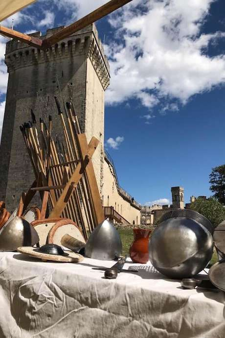 Journées historiques médiévales sur le Site de la Forteresse