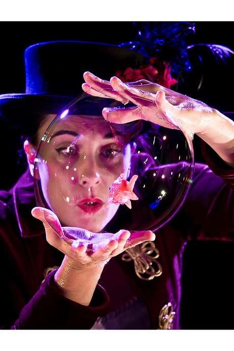 Festival jeune public : Pestacles ! Pestacles! La dompteuse de bulles