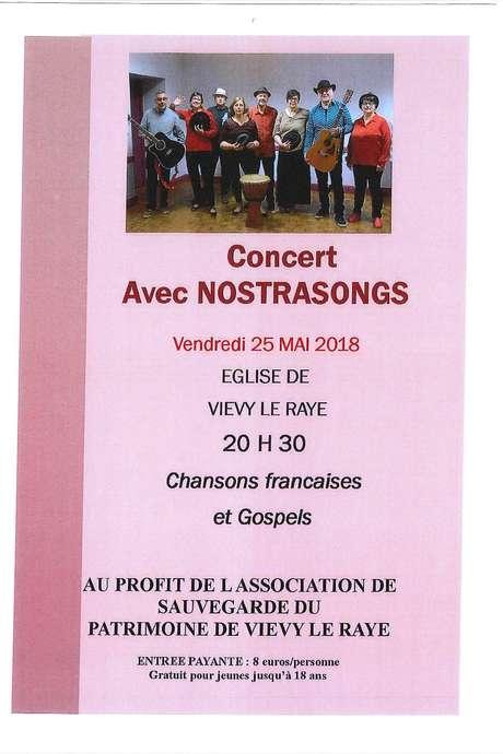 Concert : Nostrasongs