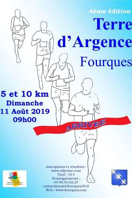 """Course pédestre """"Course d'Argence"""""""