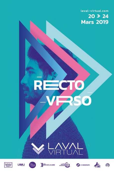Recto VRso : Festival International d'Art et Réalité Virtuelle