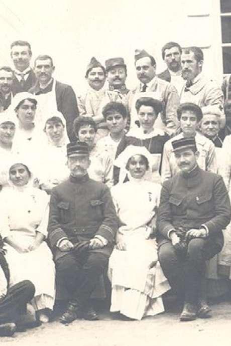 Les hôpitaux dans la guerre