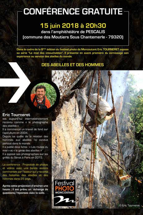 """Conférence d'Eric Tourneret """"Les routes du miel"""""""