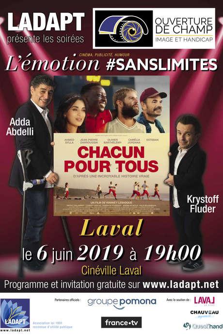 LADAPT présente : L'émotion #sanslimites