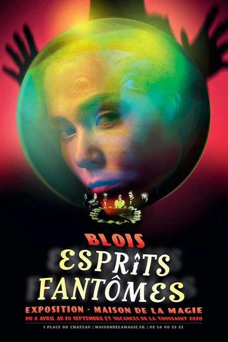 Exposition « Esprits fantômes »