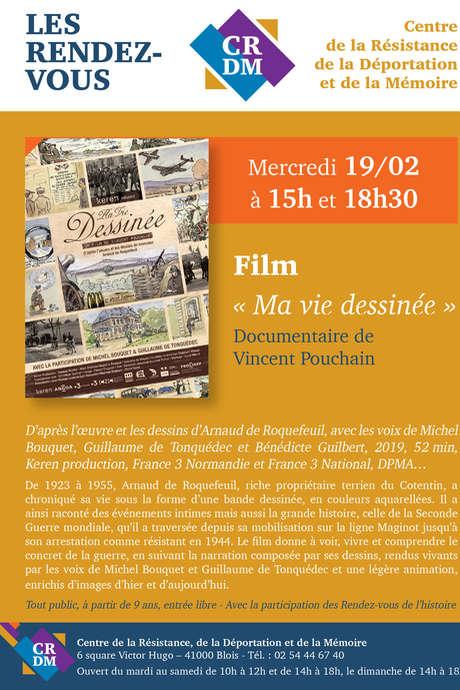 """Documentaire """"Ma vie dessinée"""""""