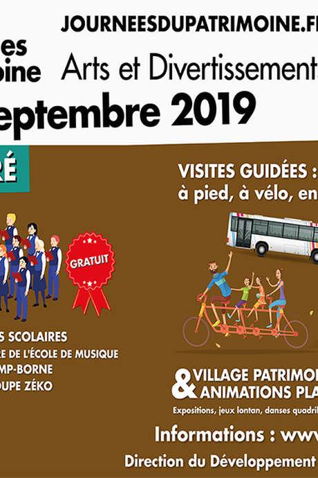 Journées Européennes du Patrimoine à Saint-André