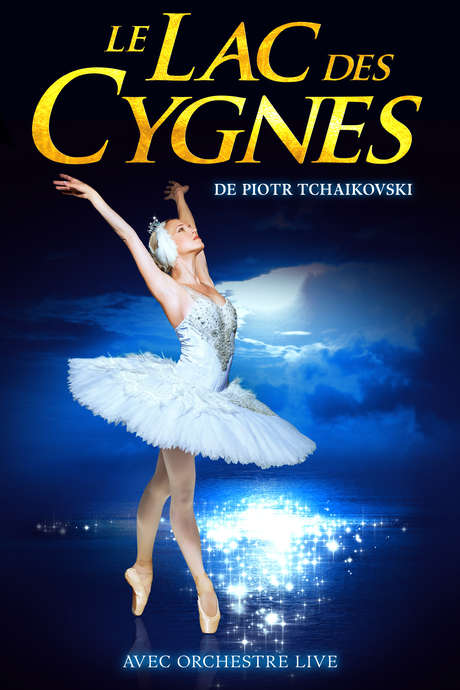 Le Lac des Cygnes // Saint-Petersbourg Ballets Russes
