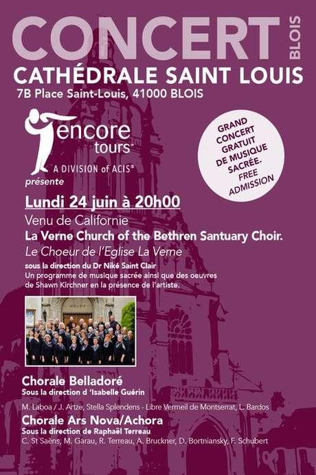 Concert à la Cathédrale Saint Louis