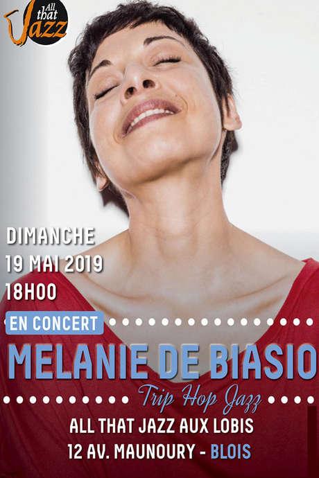 Concert : Mélanie De Biasio