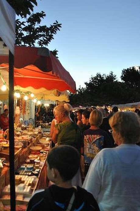 Festi'artisans // marché nocturne