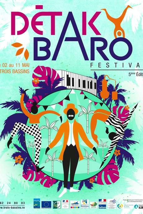 5ème édition du Festival Détak Baro à Trois-Bassins