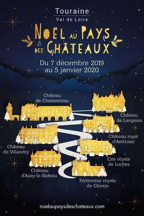 Noël à Chenonceau : les animaux fantastiques