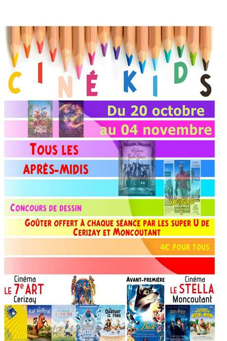 Ciné Kids - spectacle de Magie