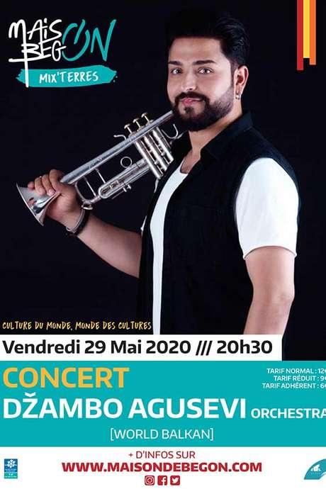 Concert : Dzambo Agusevi Orchestra