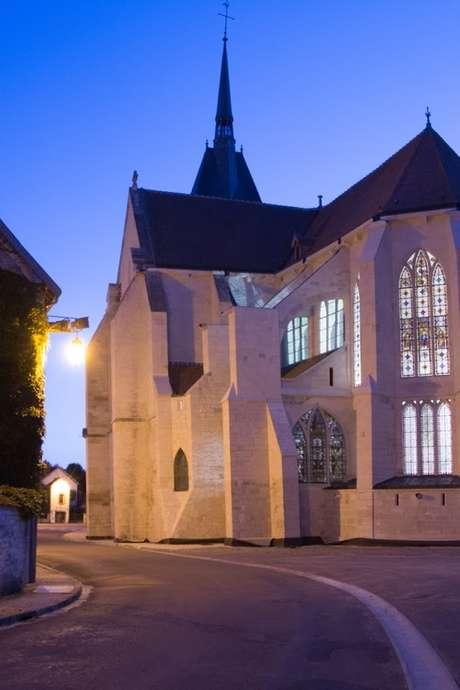 Visite guidée : Mussy, la médiévale aux flambeaux