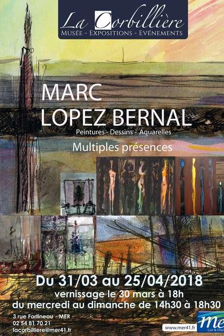 Exposition Marc Lopez-Bernal