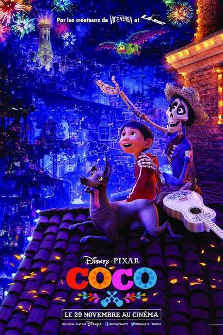 """Cinéma en plein air """"Coco"""""""