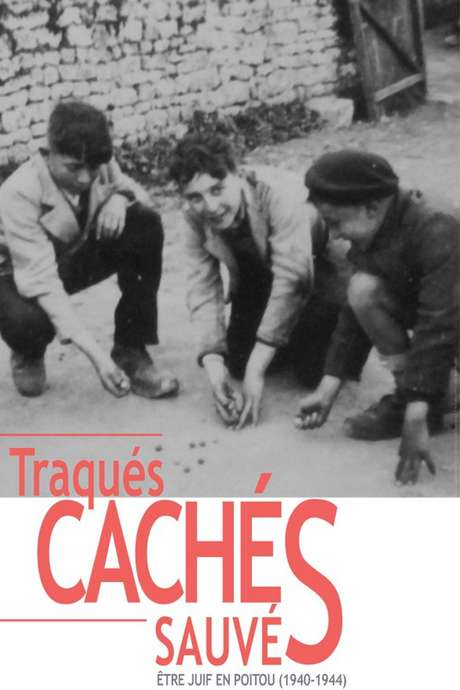 """Exposition """"Traqués, cachés, sauvés. Etre juif en Poitou (1940-1944)"""""""