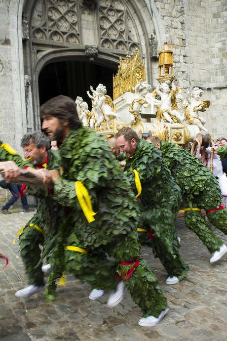 Journées du Patrimoine 2017 : Le Chemin de Procession (Mons)