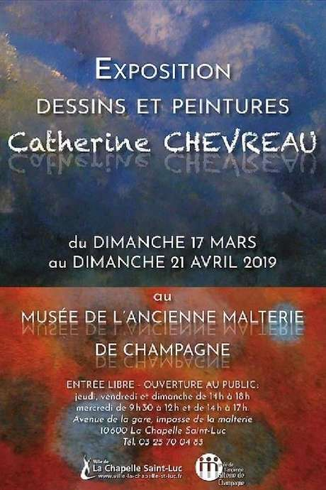 Exposition Catherine CHEVREAU