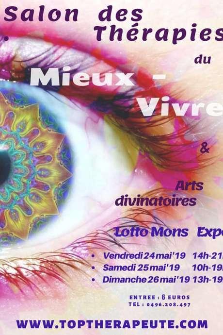 Salon des Thérapies, du Mieux-vivre et des Arts Divinatoires