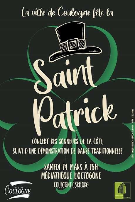 Soirée Saint-Patrick