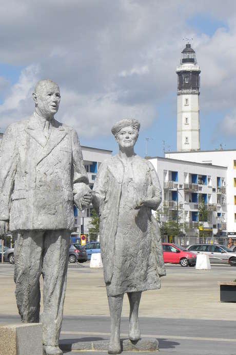 Visite guidée : Le couple De Gaulle - Vendroux et Calais