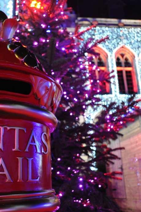 Mons Coeur en Neige - Kersttreintje