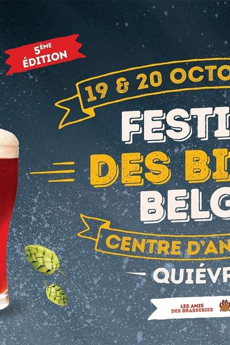Festival des bières belges à Quiévrain