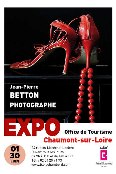 Exposition du photographe Jean-Pierre BETTON