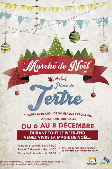 Marché de Noël de Tertre